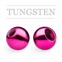 Tungsten Beads Head Fish Age # 2.4 pink