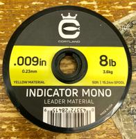 INDICATOR MONO CORTLAND YELLOW