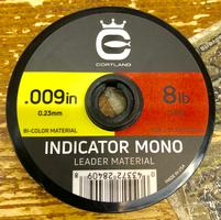 INDICATOR MONO CORTLAND BICOLOR RED/YELLOW
